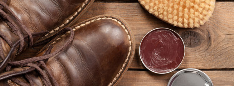leather boot dressing